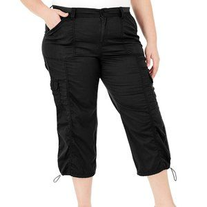 Style & Co Convertible Cargo Pants